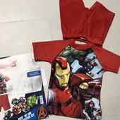 Распродажа!!! Новый купальный костюм Marvel р.86/92