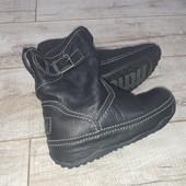 Ботиночки Fitflop весна осень черные 37 размер
