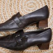 Туфли ортопеды с натуральной мягкой кожи снаружи и внутри,25 см