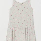 Плаття сарафан h&m cotton на 6-8 років