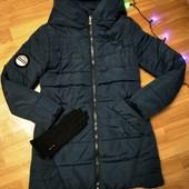Теплая куртка на зиму! Куртка зимняя, женская куртка, курточка, р.46-48