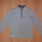 Отличное состояние! Теплющий фирменный свитер благородного цвета Мокко!р М-L!!
