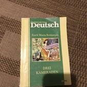 Книга на німецькій мові, для тих, хто вивчає німецьку в оригіналі