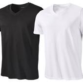 2-е футболки от Livergy®, размер евро L 52/54 (замеры в описании)