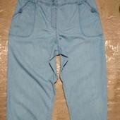 летние джинсовые бриджи поб. 59