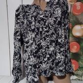 Вау! Обалденная блуза размер 52