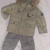 Дитячий зимовий комбінезон, від K - Free collection!!!
