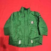 Качественная, добротная курточка на рост 100-110 в хорошем состоянии
