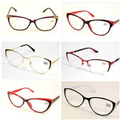 """Новая коллекция!!Стильные имиджевые очки """"Кошечки"""" с диоптриями плюс-+2"""