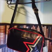 Небольшая сумочка converse, унисекс, с биркой