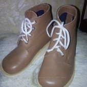 Корректирующие ботиночки при плосковальгусном плоскостопии. Кожа !!!
