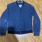 Легкая катоновая курточка