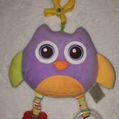 Мягкая игрушка-подвеска