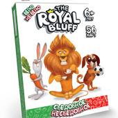 «The Royal Bluff» съедобное-несъедобное - настольная карточная игра. Лоты комбинирую.
