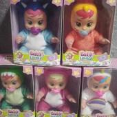 """Кукла """"cry babies"""" с соской"""