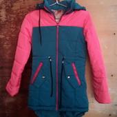 Куртка-парка весна -осень
