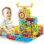 3d конструктор Funny Bricks для детей, развивающий конструктор фанни брикс yа батарейках!