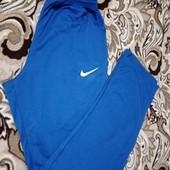 Спортивные штаны Nike, р. 52 цвет синий электрик