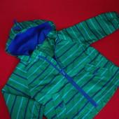 Куртка ветровка Next 1.5-2 года ( на флисе)