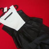 Платье Black and White размер M замеры по ссылке в описаниии