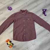 Рубашка школьная 10 лет Bluezoo