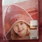 Шикарное детское полотенце Tukan с капюшоном