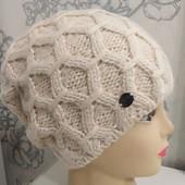 Красивые тёплые шапочки Качество Цвета! Распродажа