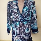 Легка шифонова блузка , стан чудовий