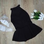 Фирменная блуза с баской Tally Weijl. Размер xs-s.