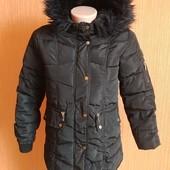 Курточка на 9-10 лет еврозима