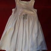 Милое платье MiS 4-5 лет,смотрите замеры