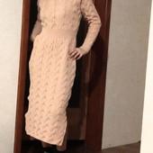 Шикарное платье вязка на выбор с горлом и без !!