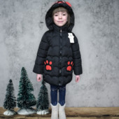 Акция!Крутая Куртка для девочки,кошечка,3 сезона+подарок ребенку!)