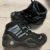 Отличные ботиночки Lowa gore-Tex 31 размер стелька 19,5 см .