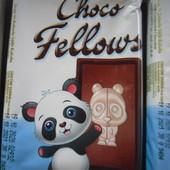 Готовим подарочки)Молочный шоколад с изображениями животных,пр-ва Турции, 38грамм