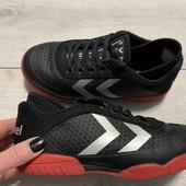 Классные кроссовки Hummel 31 размер стелька 19,5 см.