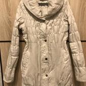 Демісезонна куртка-пальто від Mohito розмір 34 або S, можна дівчинці на 13-15 р. В ідеальному стані