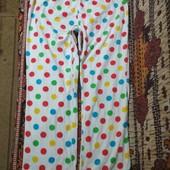 пижамные флисовые штаны поб. 62