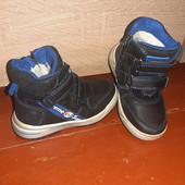 Зимние ботинки мальчику