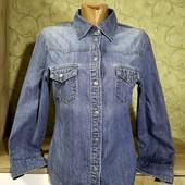 Джинсовая рубашка Esprit, размер S