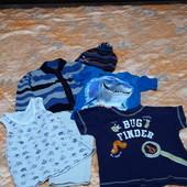 Набор тёплых вещей для мальчика 2-3 года! В идеале!!