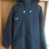 куртка, термо ветровка, внутри сетка, р. XL. Tribord Decathlon creation. состояние отличное