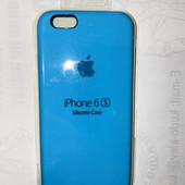 Силиконовые чехлы на iPhone 6S,новые