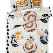 Star Wars Теплое мягкое шикарное постельное белье полуторка Lidl
