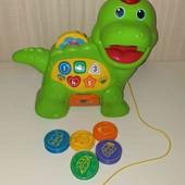 Интерактивный динозавр