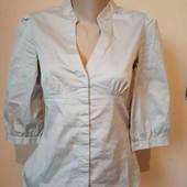 Нова світло сіра фірменна рубашка від H&M