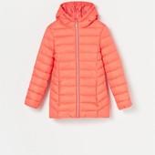 Теплая стёганная куртка reserved, размер 104-110