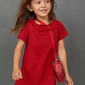 Хлопковое платье H&M.