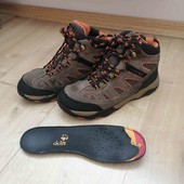 Jack Wolfskin ботинки 35 р. на ножку 22,2 см