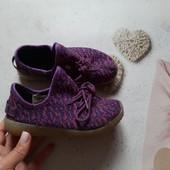 Фирменные кроссовки светятся 19 см